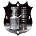 "NHL 13"" High Definition Plaque Clock"