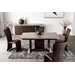 <strong>Studio 5 Piece Dining Set</strong> by Diamond Sofa
