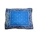 <strong>Rectangle Bandana Dog Pillow</strong> by Dogzzzz