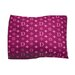 Dogzzzz Pink Designer Pet Throw