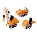 <strong>City Construction Vehicle Set</strong> by Plan Toys