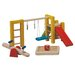 <strong>Dollhouse Playground</strong> by Plan Toys