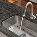<strong>Vigo</strong> One Handle Single Hole Pull Out Spray Kitchen Faucet with Deck Plate