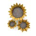 Sunflower Tray Wall Decor