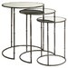 Flouressa Mirror Top Nesting Tables