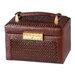 <strong>Paris Weave Medium Jewelry Box</strong> by Ragar