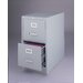 <strong>2-Drawer Commercial Letter Size  File Cabinet</strong> by CommClad