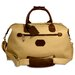 "Lugano 19"" Leather Carry-On Duffel"