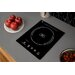 "3.25"" x 12"" Induction Cooktop in Black"