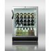 <strong>26 Bottle Single Zone Wine Refrigerator</strong> by Summit Appliance
