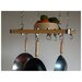 <strong>Track Rack European Ceiling Hanging Pot Rack</strong> by Taylor & Ng