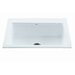 "<strong>Reliance Whirlpools</strong> Reliance 33"" x 22.25"" Reflection Single Bowl Kitchen Sink"