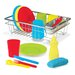 <strong>Let's Play House! Wash and Dry Dish Set</strong> by Melissa and Doug