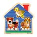 <strong>Melissa and Doug</strong> House Pets Jumbo Wooden Knob Puzzle