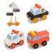 <strong>Stacking Emergency Vehicles Set</strong> by Melissa and Doug