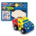 Melissa and Doug Decorate-Your-Own Race Car Bank