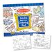 <strong>Jumbo Coloring Pad in Blue</strong> by Melissa and Doug