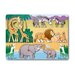 <strong>Safari Peg Puzzle</strong> by Melissa and Doug