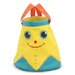 <strong>Cinco Starfish Collapsible Bucket</strong> by Melissa and Doug