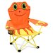 <strong>Clicker Crab Kid's Directors Chair</strong> by Melissa and Doug