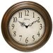 "Oversized 24"" Atheneum Wall Clock"