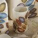 <strong>Croscill Home Fashions</strong> Mosaic Leaves Tumbler