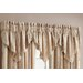 Formal Chenile Polyester Curtain Valance