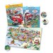 <strong>Universal Map</strong> Kids' Ready, Set, Go...World Sticker Atlas