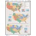 Universal Map U.S. History Wall Maps - Population Change 1950-94