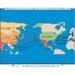 Universal Map U.S. History Wall Maps - Immigrants to the U.S. Top Ten Countries of Birth