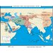 World History Wall Maps - Eurasia & Silk Roads