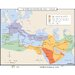 Universal Map World History Wall Maps - Spread of Islam