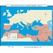 <strong>World History Wall Maps - Decline of Byzantine Empire</strong> by Universal Map