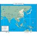 <strong>Universal Map</strong> World History Wall Maps - Asia 1930-1941