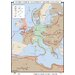 World History Wall Maps - World War II European Theater
