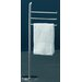 Karma Three Tier Towel Stand in Chrome
