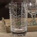 <strong>Spring Leaves Cut Design Hi Ball Glassware (Set of 8)</strong> by Zodax