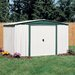 <strong>Arrow</strong> Hamlet 8' W x 6' D Steel Storage Shed
