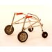 <strong>All-Terrain Child's Walker Wheel</strong> by Kaye Products