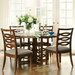 <strong>Somerton Dwelling</strong> Claire de Lune 5 Piece Dining Set