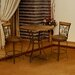 <strong>Anthony California</strong> 3 Piece Dining Table Set