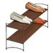 <strong>Vela 2-Tier Stacking Shoe Shelves</strong> by Lynk