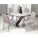 <strong>Pastel Furniture</strong> Judith 5 Piece Dining Set