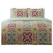 City Scene Medallion Comforter Set