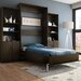 <strong>Milo Twin Storage Wall Bed</strong> by Stellar Home Furniture