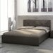 <strong>Stellar Home Furniture</strong> Sienna Circles Platform Bed