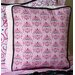 Luxe Girl Square Pillow