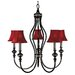 Chanson 5 Light Dining Chandelier