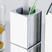<strong>Complements Metric Free Standing Tumbler Holder</strong> by WS Bath Collections