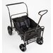 Wagon Double Stroller by Go-Go Babyz
